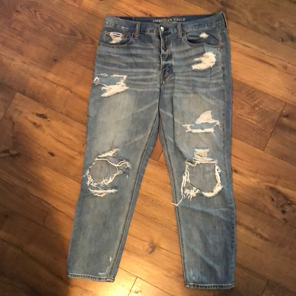 American Eagle Outfitters Denim - American eagle vintage high rise jeans